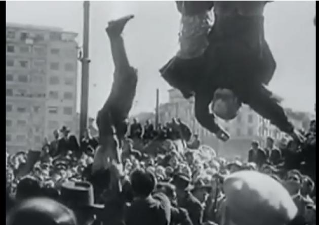 Πως τιμωρήθηκαν οι συνεργάτες των Γερμανών εγκληματίες πολέμου