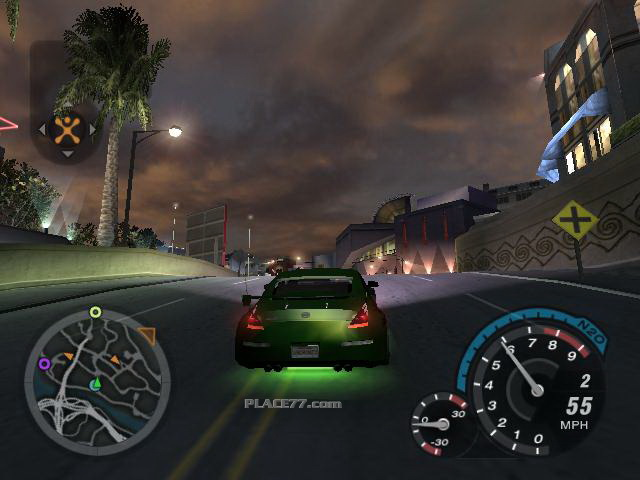 NEED FOR SPEED UNDERGROUND 1 Direct Play Full Version Free ...