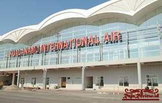 Bandara Internasional Kuala Namu (Kno),Bandara Internasional Kualanamu,Bandara Internasional Kualanamu Medan