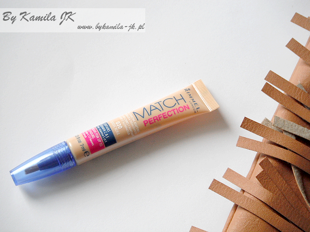 Rimmel korektor Match Perfection makijaż oka