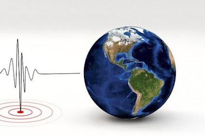 BMKG Catat 7 Lokasi Gempa Bumi Pekan Ini, Berikut Datanya! | Info Gempa Terkini