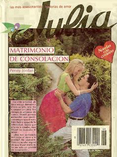 Penny Jordan - Matrimonio De Consolación