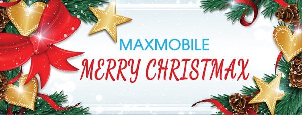 giáng sinh an lành cùng MaxMobile