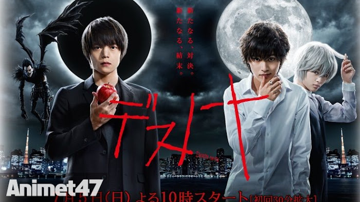 Ảnh trong phim Death Note Live Action 1