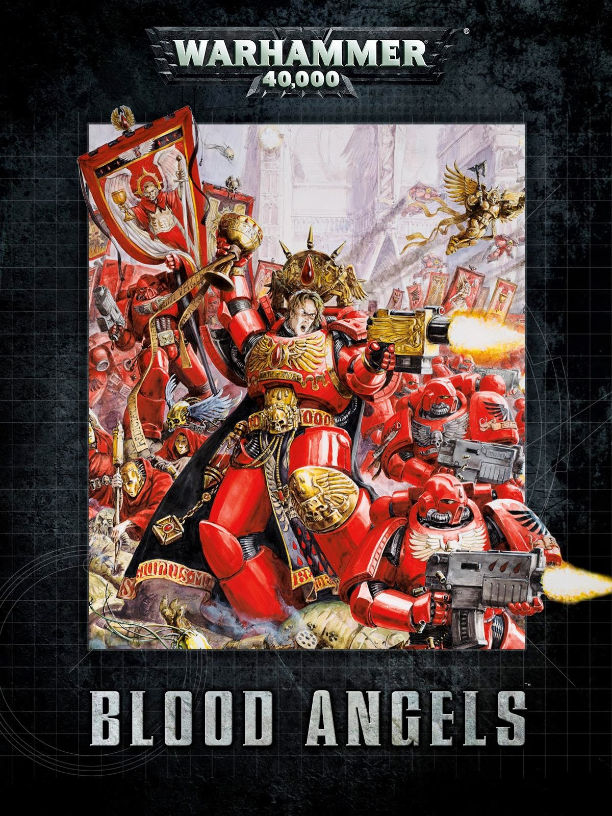 BLOOD ANGELS CODEX 5TH EPUB