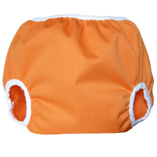 Image: Bummis Pull On Nylon Diaper Cover