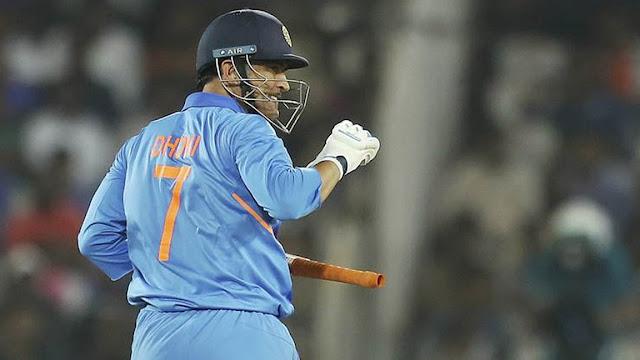MS Dhoni joins Sachin Tendulkar, Rahul Dravid and Sourav Ganguly after match-winning knock in 1st ODI