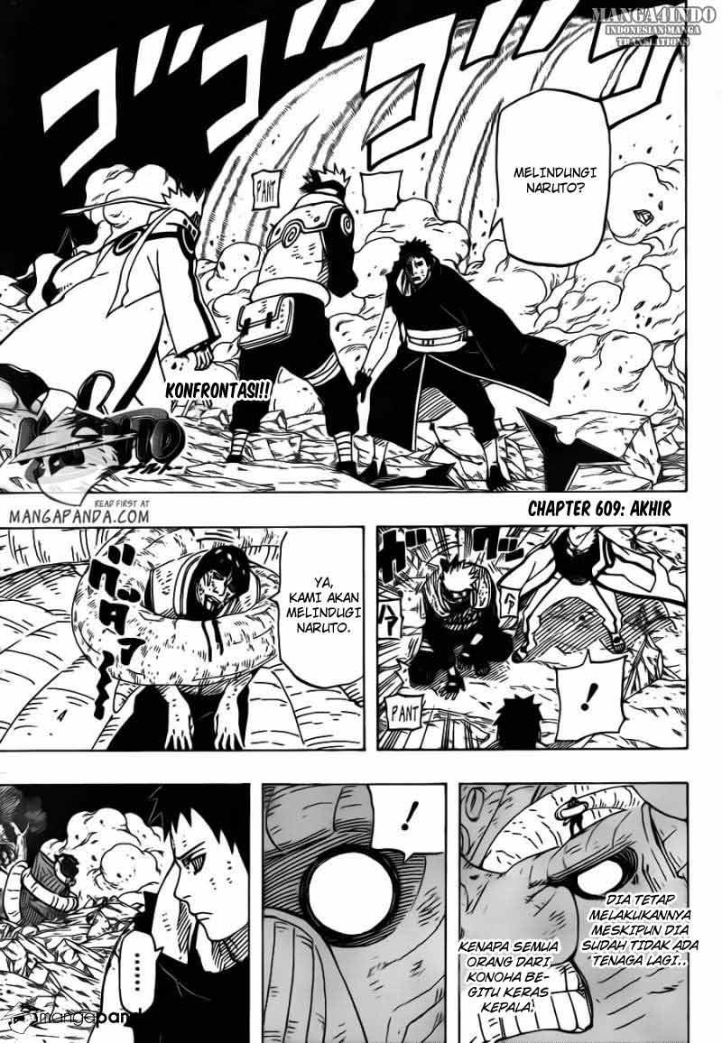 Komik manga 01 shounen manga naruto