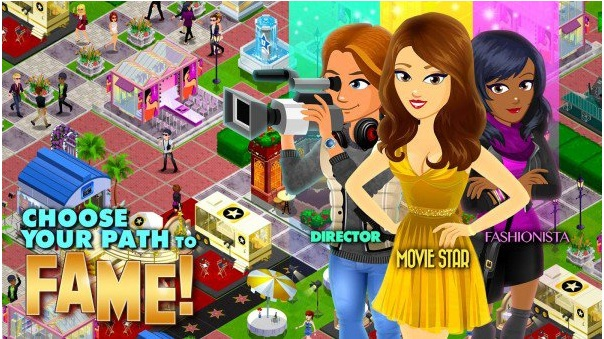 Hollywood U Rising Stars v3.7.0 Mod Apk (Unlimited Cash/Diamonds/Tickets)