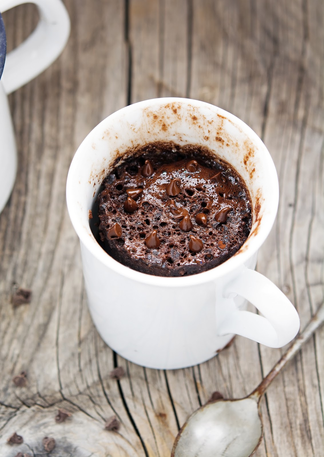 (Paleo) 1-Minute Chocolate Brownie In A Mug