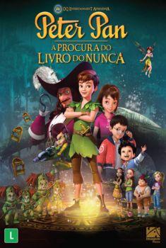Peter Pan: À Procura do Livro do Nunca Torrent – WEB-DL 720p/1080p Dual Áudio