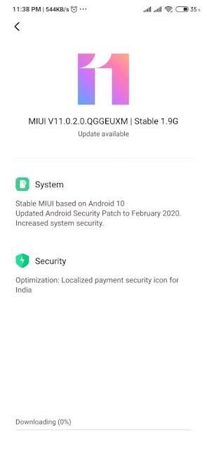 Android 10 güncellemesi sonunda Mi A3 ve Redmi Note 8 Pro için geliyor