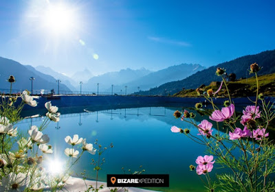 Is auli a romantic place, shining shikari, auli, artificial lake