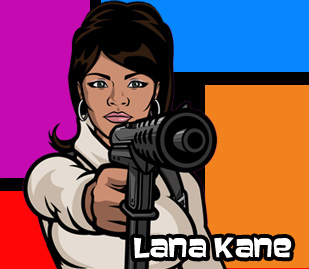 My Halloween Costume: Lana Kane