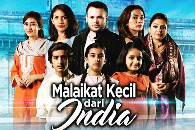 Nama-nama Pemain Malaikat Kecil dari India ANTV