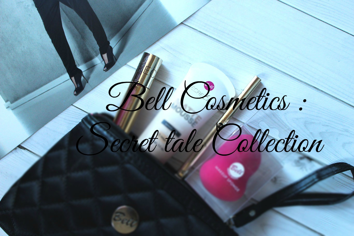 Bell cosmetics : Secret tale Collection