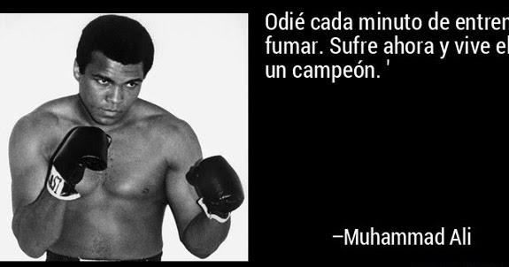 Frases De Muhammad Ali Quotes