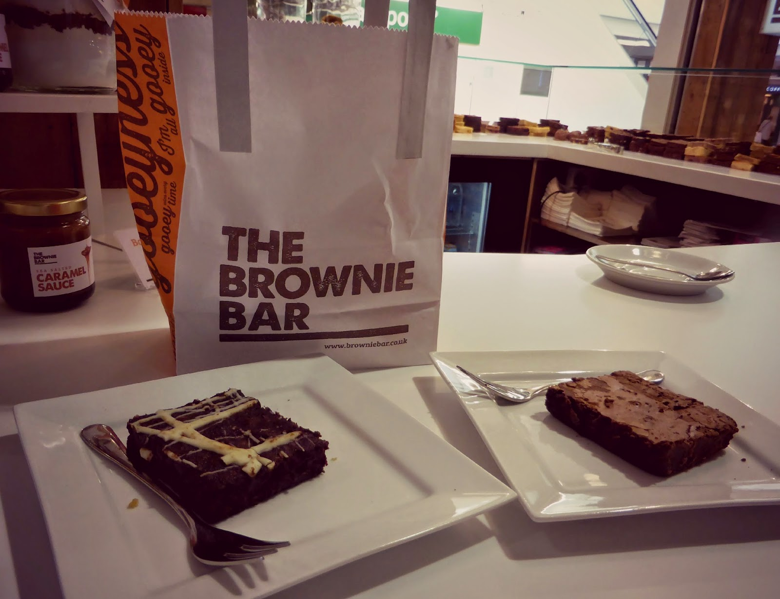 Brownie Bar Newcastle