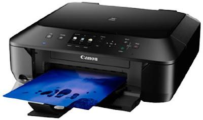 Canon Pixma MG6470 Printer Driver Download