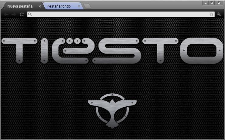 tiesto live tiesto carbon fiber theme for google chrome