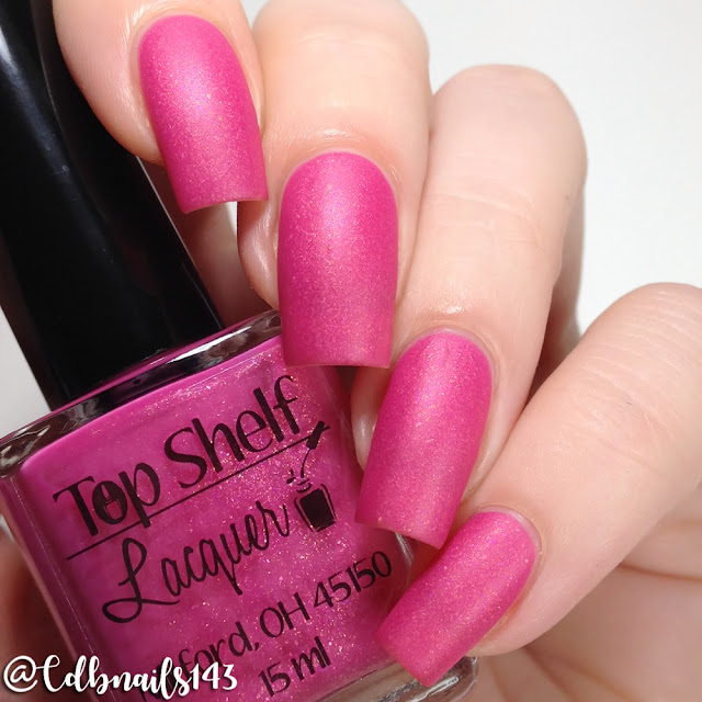 Top Shelf Lacquer-Pineapple Matte-rs