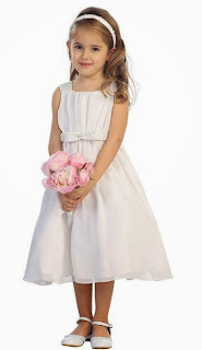 002a54f5d7f Dresses4Weddings by french novelty  2015 Tip Top Flower Girl Dresses