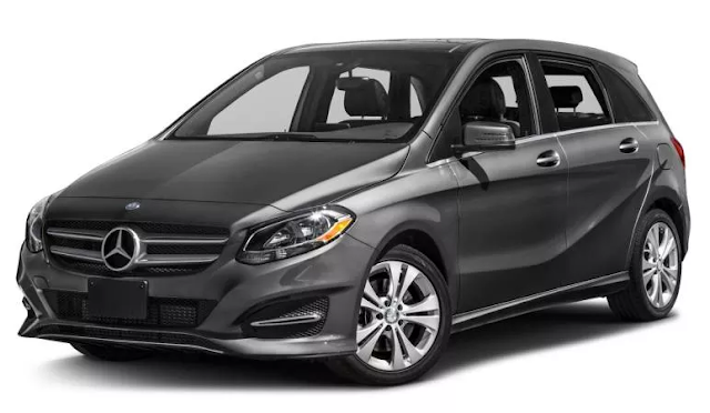New 2018 Mercedes-Benz B-Class B250 Specs and Price