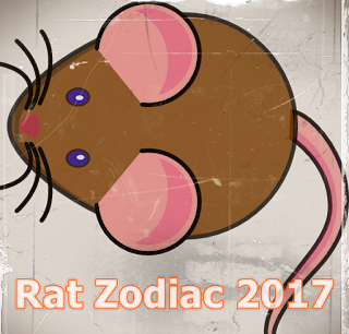 RAT 2017 Zodiac Luck Romance horoscope forecast