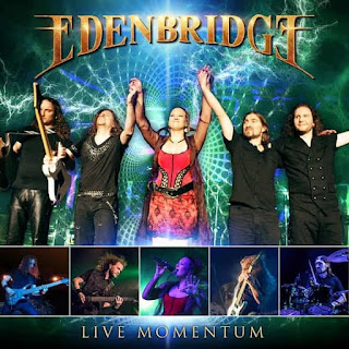 "Edenbridge - ""The Die Is Not Cast"" (live video) from the album ""Live Momentum"""