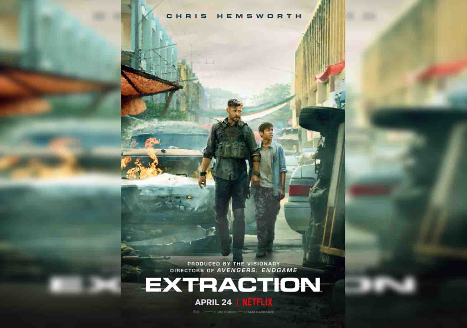 Extraction Blind The Irishman or The Pit: These are the most viewed Netflix movies