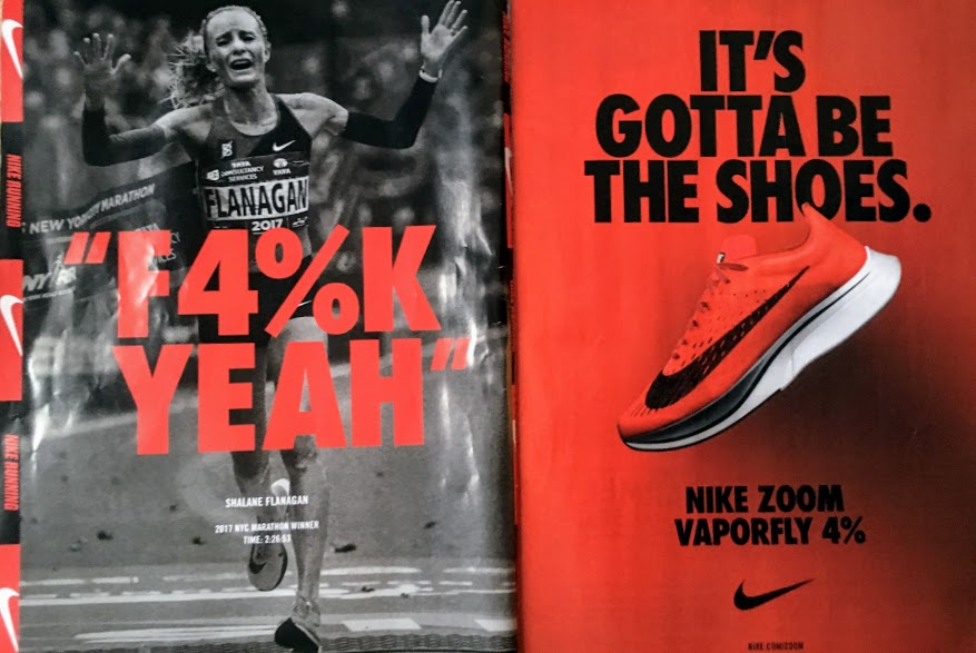 Shalane Flanagan Nike Shoes