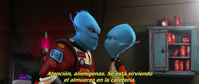 Escape from Planet Earth [2013] [DVDRip] [Sub.Español ...