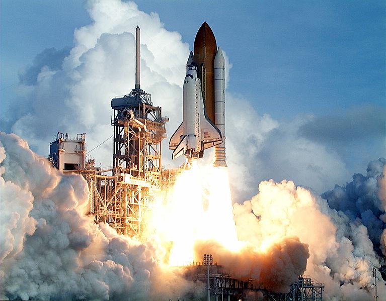 Transportation Picture: Space Shuttle Atlantis - Spacecraft