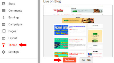 blogger me default hyperlink color kaise use kare