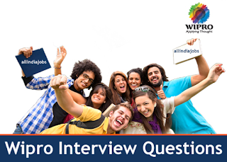 Wipro Interview Questions