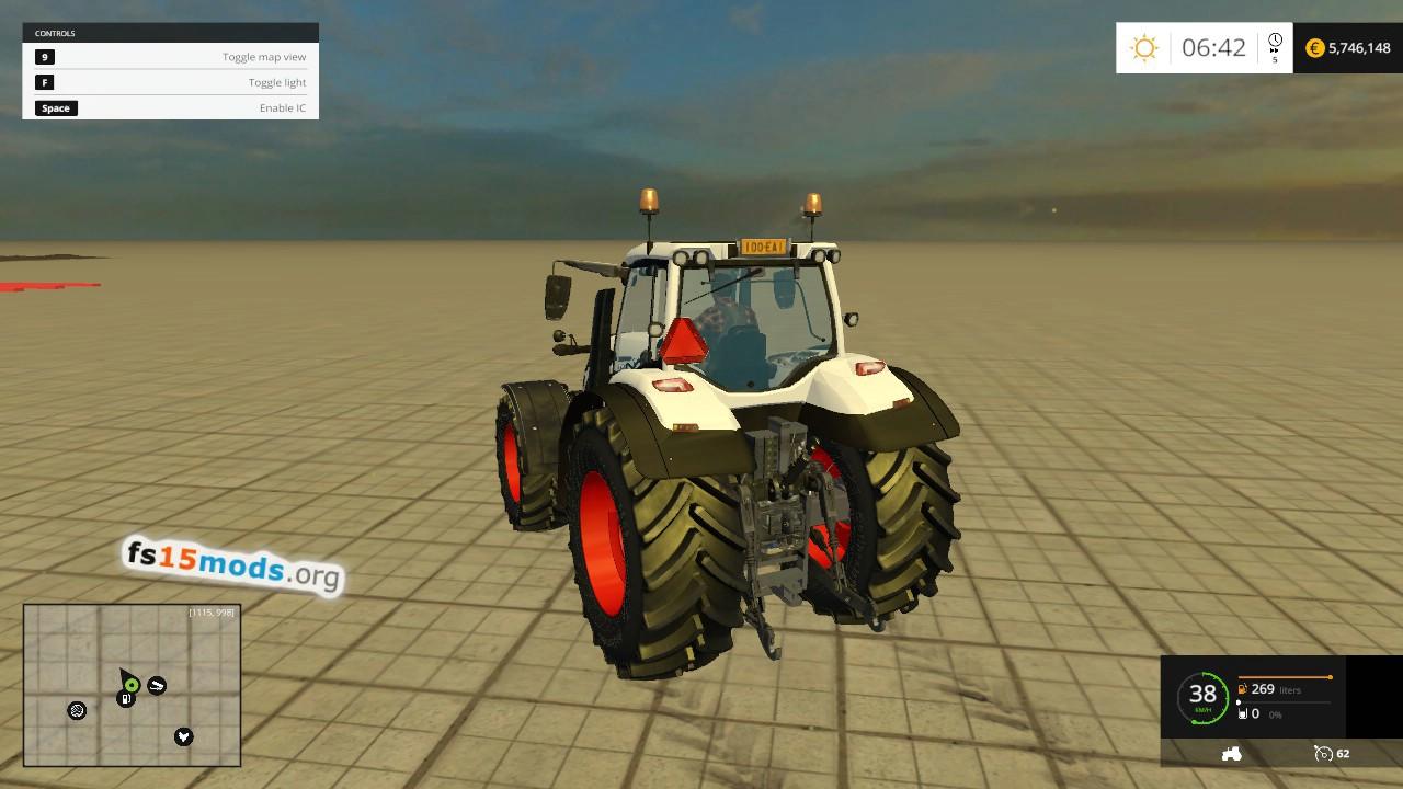 Grassmen Valtra Tractor Fs15 Mods