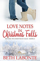 Heidi Reads... Love Notes in Christmas Falls by Beth Labonte