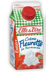 Wegwijs in de Franse supermarkt: room