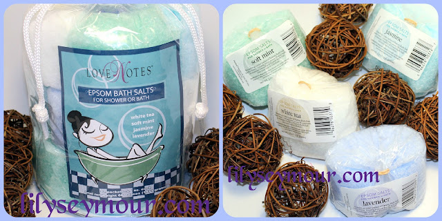 Bath Salts from Love Notes