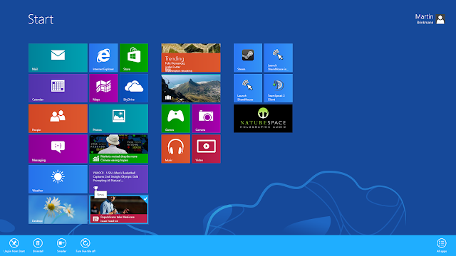 Windows 8 Pro ISO 32 bit and 64 bit Free Download