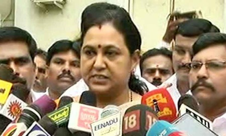 AIADMK Govt doesn't care abot peopl : Premalatha