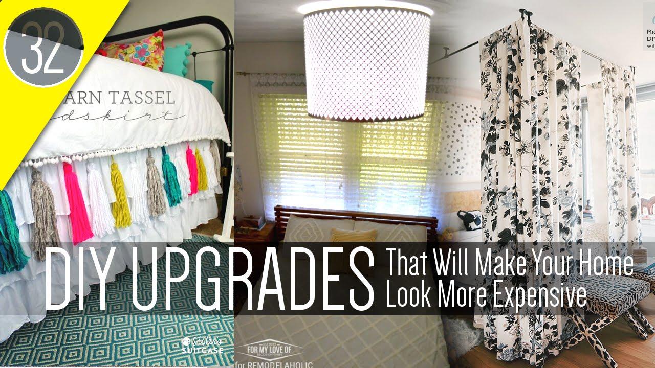 32 Cheap DIY Home Decor Ideas