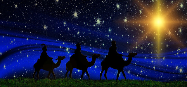 Três reis magos - Natal