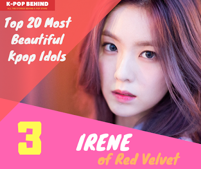 Irene of Red Velvet