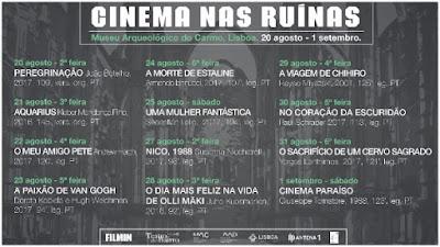 Filmin Apresenta Cinema Nas Ruínas