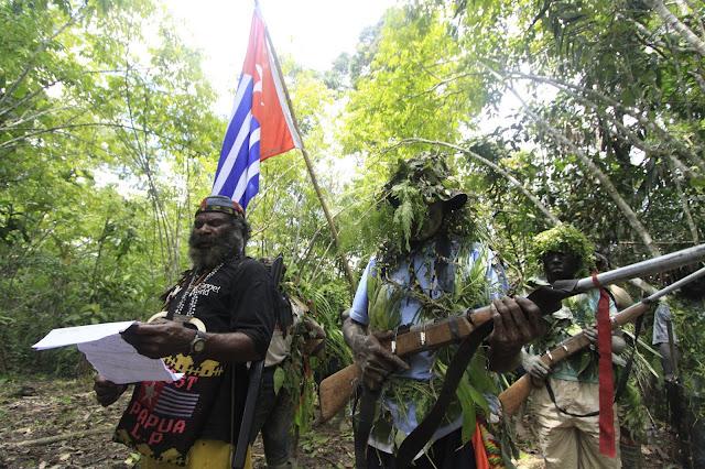 TNI - Polri Ditantang Perang secara Gentleman oleh OPM Pimpinan Egianus Kogoya