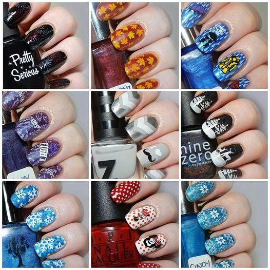 Fairytales Nails November Nail Art Round Up
