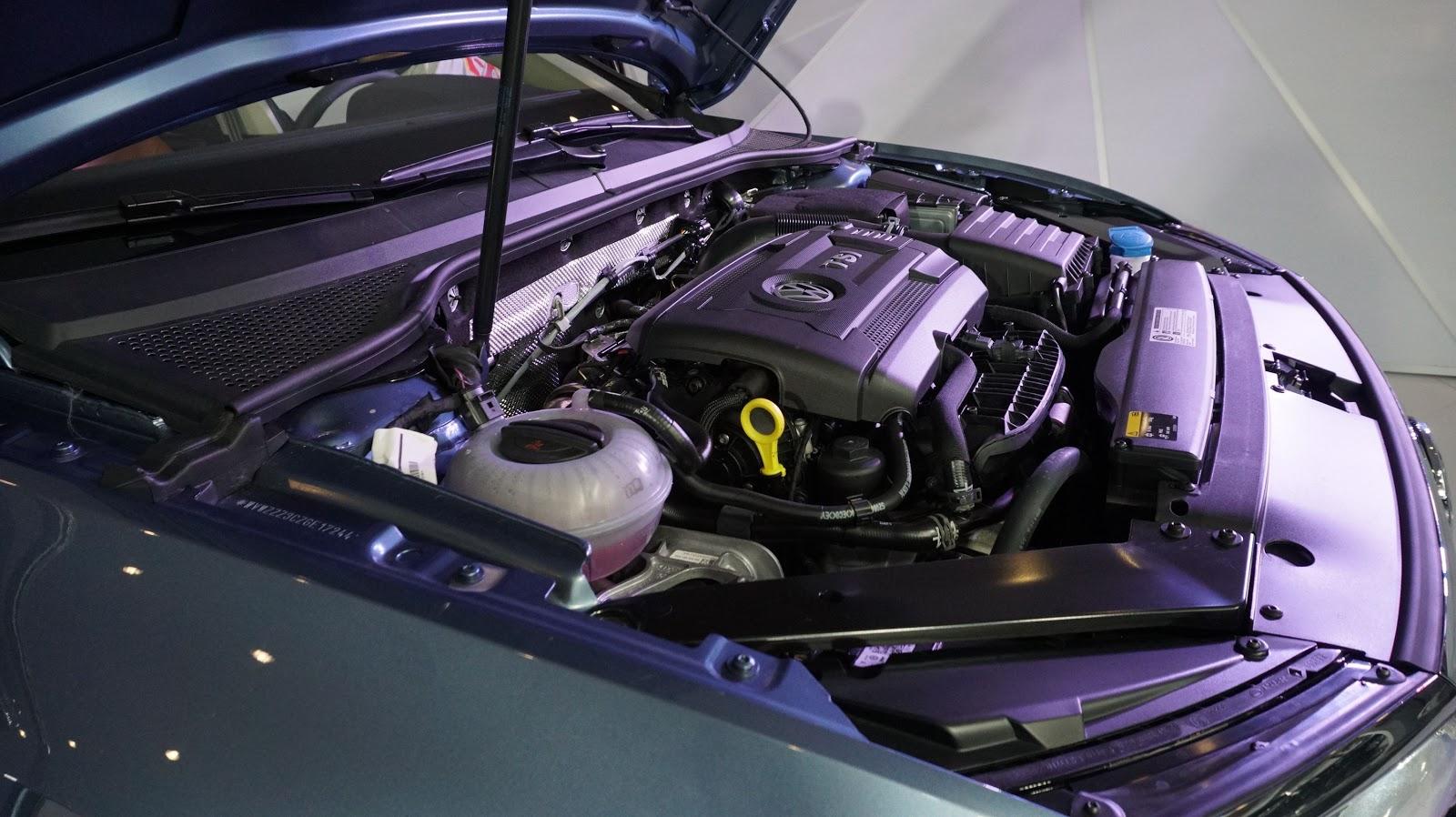 Phiên bản thấp nhất sẽ sử dụng động cơ V4 1,8 lít, cao nhất sẽ là V6 3,6 lít