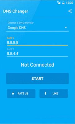 طريقة تسريع الانترنت وحل مشكلة الانترنت البطئ علي هواتف الأندرويد