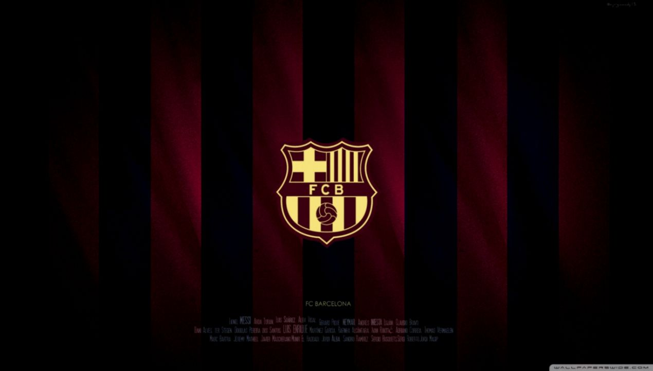 Wallpapers Hd Fc Barcelona Logo Wallpapers Epic